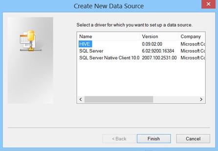 Import Hadoop Data into Analysis Services Tabular   Ayad Shammout's