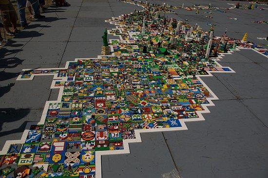 dwp lego nyc 130707